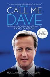 Call Me Dave by Isabel Oakeshott