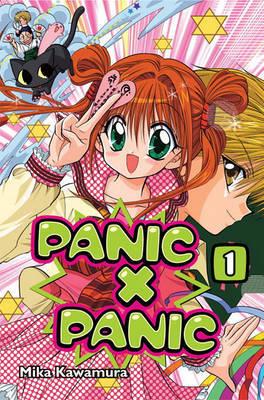 Panic X Panic, Volume 1 by Mika Kawamura image