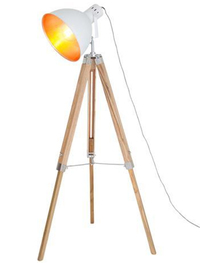 Bear & Fox - Enzo Tripod Lamp (White)