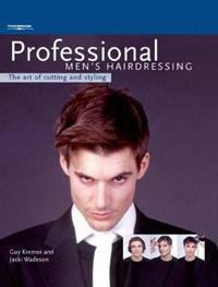 Professional Men's Hairdressing by Guy Kremer image