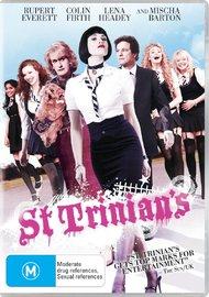 St Trinian's on DVD