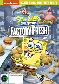 Spongebob Squarepants: Factory Fresh on DVD