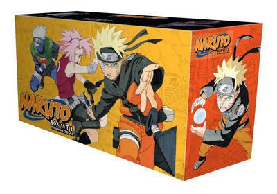 Naruto: Volumes 28-48 by Masashi Kishimoto