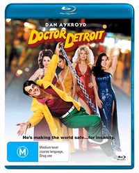Doctor Detroit on Blu-ray
