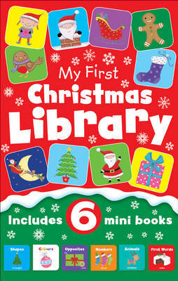 My First Little Christmas Library image