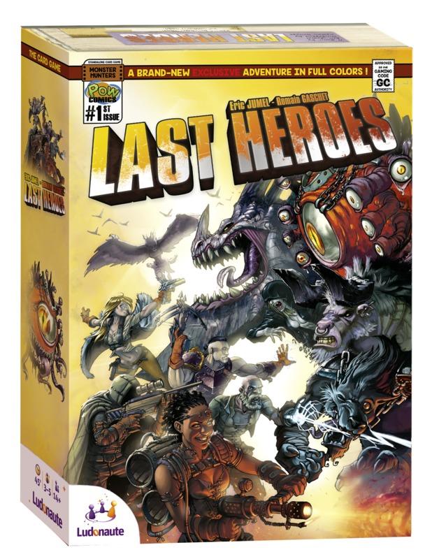 Last Heroes - Board Game