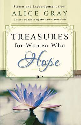 Treasures for Women Who Hope by Alice Gray image