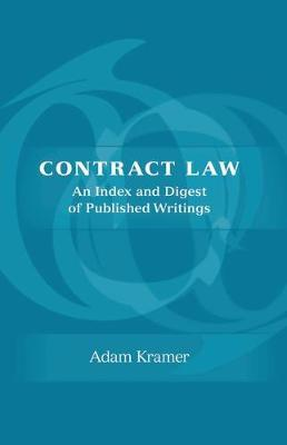 Contract Law by Adam Kramer