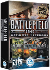 Battlefield 1942: The WWII Anthology for PC Games