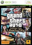 Grand Theft Auto: Episodes from Liberty City for Xbox 360