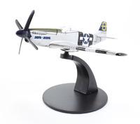Corgi Flight Mustang P-51 1/72 Diecast Model image