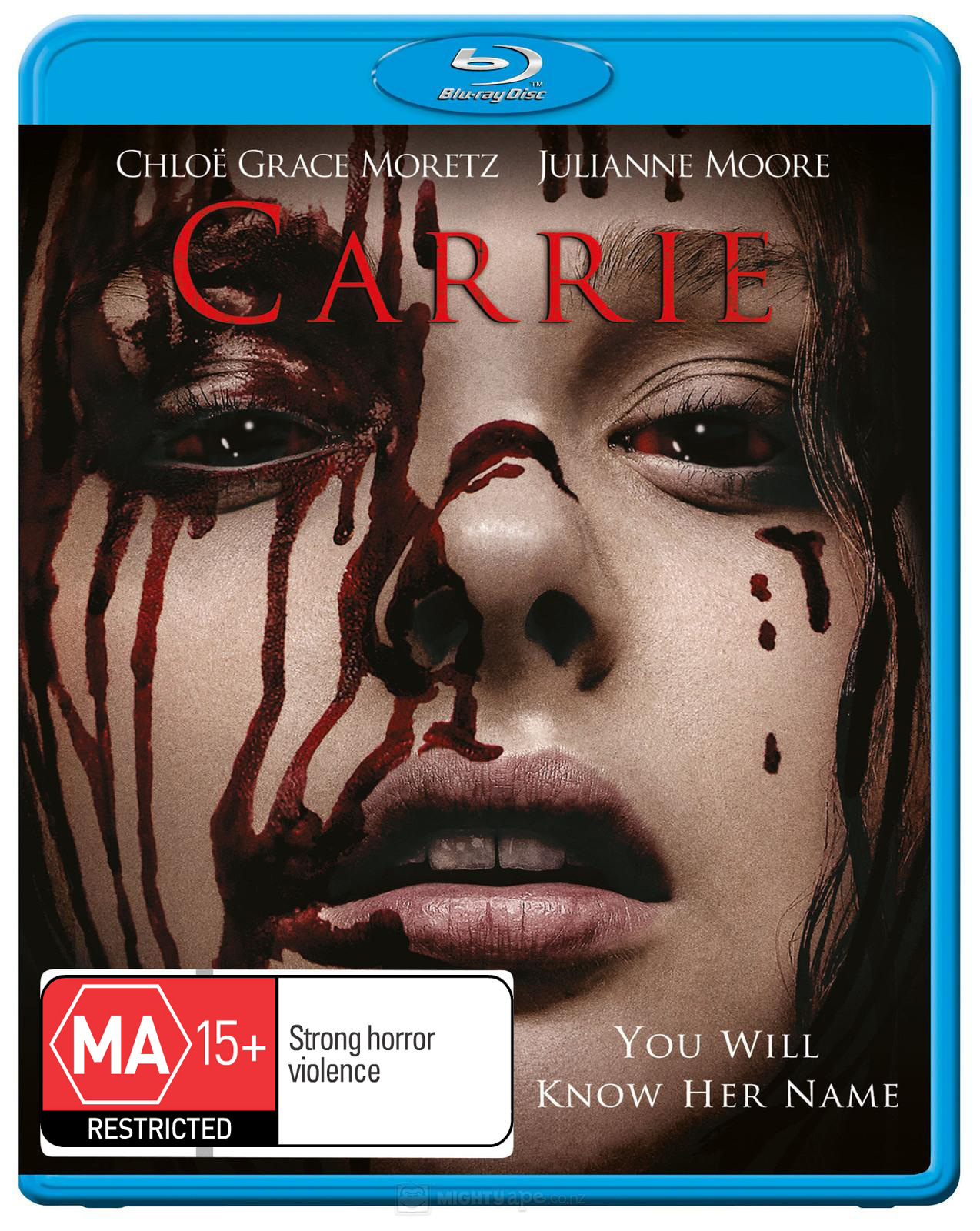 Carrie on Blu-ray image