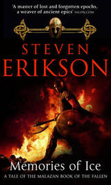 Memories of Ice (Malazan Book of the Fallen #3) by Steven Erikson