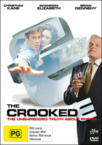 Crooked E, The - The Unshredded Truth About Enron on DVD