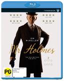 Mr. Holmes on Blu-ray