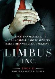 Limbus, Inc., Book II by Jonathan Maberry