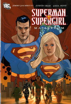 Superman/supergirl by Jimmy Palmiotti image