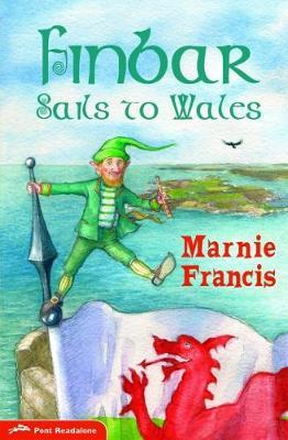 Pont Readalone: Finbar Sails to Wales by Marnie Francis image
