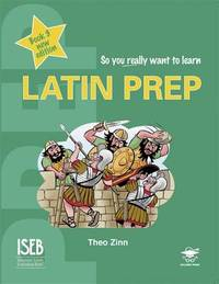Latin Prep: Book 3 by Theo Zinn image