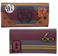 Harry Potter - Patch Flap Wallet image