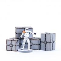 Large Orbital Shipping Boxes