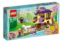 LEGO Disney - Rapunzel's Traveling Caravan (41157)