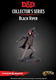 Dungeons & Dragons: Waterdeep Dragon Heist - Black Viper