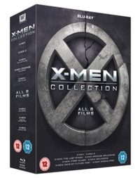 X Men Collection on Blu-ray