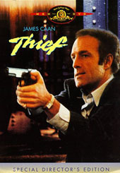 Thief on DVD
