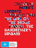 Essential Patrice Leconte - Vol. 2 (3 Disc Set) on DVD
