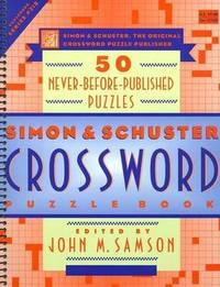 Simon Schuster Crossword Puzzle Boo by SAMSON image