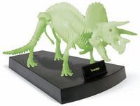 Geoworld - Jurassic Night Triceratops