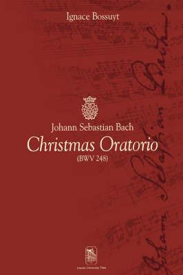 Johann Sebastian Bach by Ignace Bossuyt