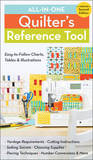 All-in-One Quilter's Reference Tool: Easy-to-follow Charts, Tables & Illustrations by Harriet Hargrave