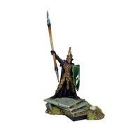 Kings of War Elf King with Spear