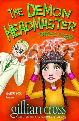 The Demon Headmaster Takes Over by Gillian Cross image