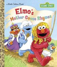 LGB Elmo's Mother Goose Rhymes (Sesame Street) by Constance Allen