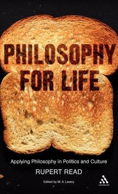 Philosophy for Life by Rupert Read image