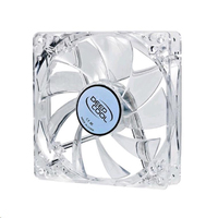 Deepcool Case Fan 120mm Transparent Frame Blue LED