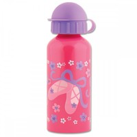 Stephen Joseph Stainless Steel Water Bottle - Ballet