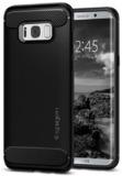Spigen Galaxy S8 Neo Hybrid Case GunmetalSpigen Galaxy S8 Rugged Armor Case Black