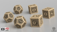 The One Ring RPG: Deluxe Dice Set image