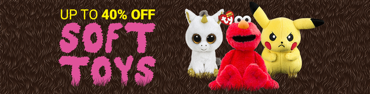 soft toy sale