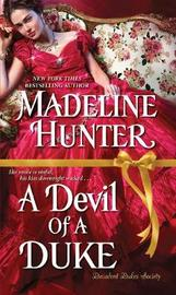 Devil of a Duke by Madeline Hunter image