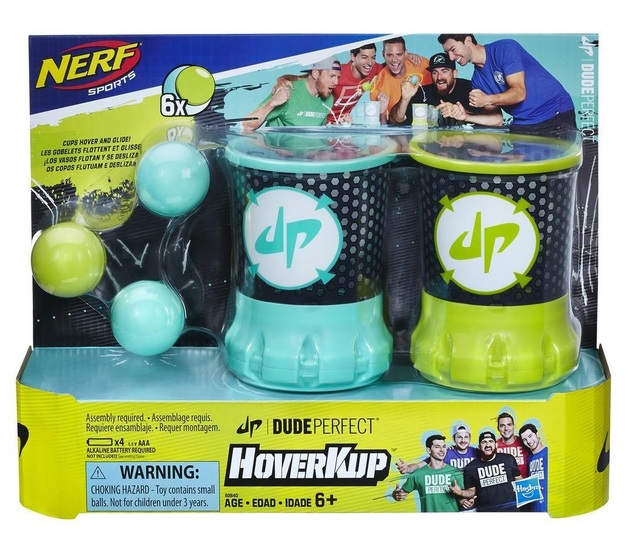 Nerf: Dude Perfect - HoverKup