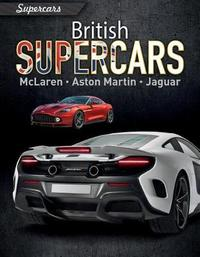 British Supercars by Paul Mason image