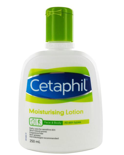 Cetaphil Moisturizing Lotion (250g)