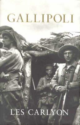 Gallipoli by L.A. Carlyon image