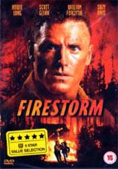 Firestorm on DVD