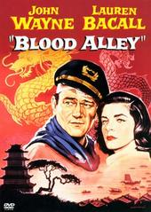 Blood Alley on DVD